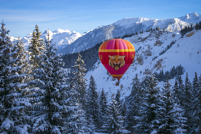 Courchevel adventure during your family ski holiday